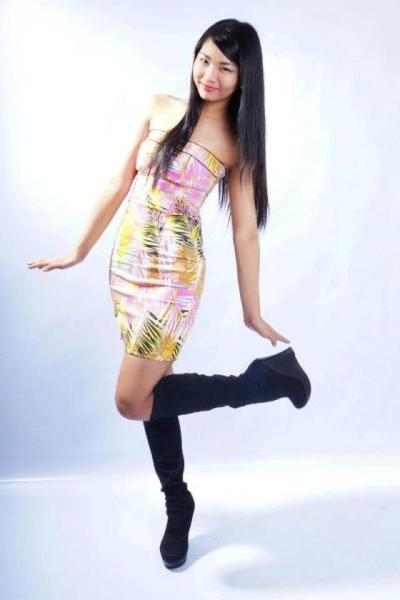 Christelle Joy \'Tei\' Celis #5