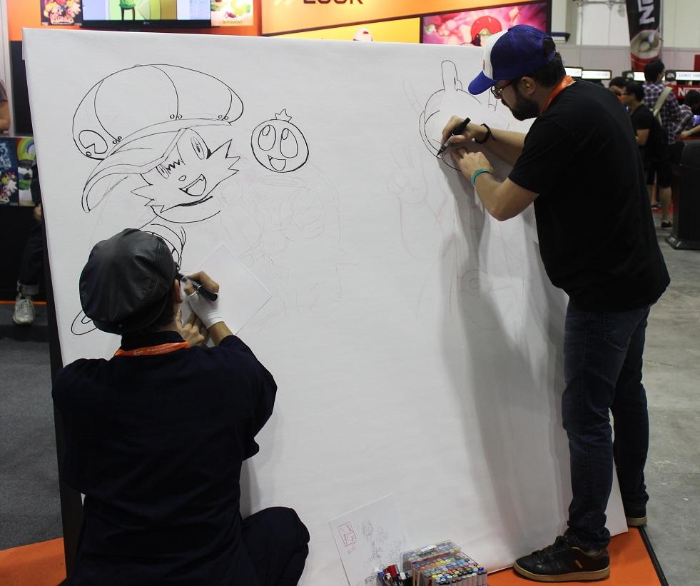 Famous Comic Artist