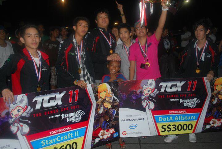 TGX 2011 CHampions