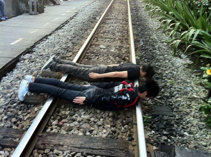Crazy Planking