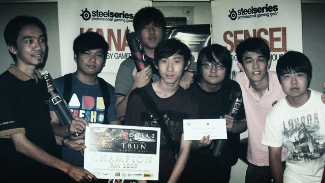 Invasion Red upset MUFC in the Gosucup, we sat down with Shengg for an interview