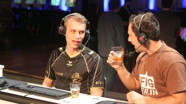 Austria's Monchi Upsets and Wins IeSF 2012
