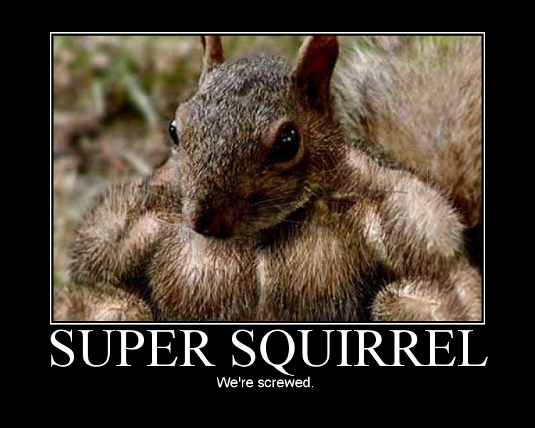 Vote for SUPER SQUIRREL as next DotA hero!