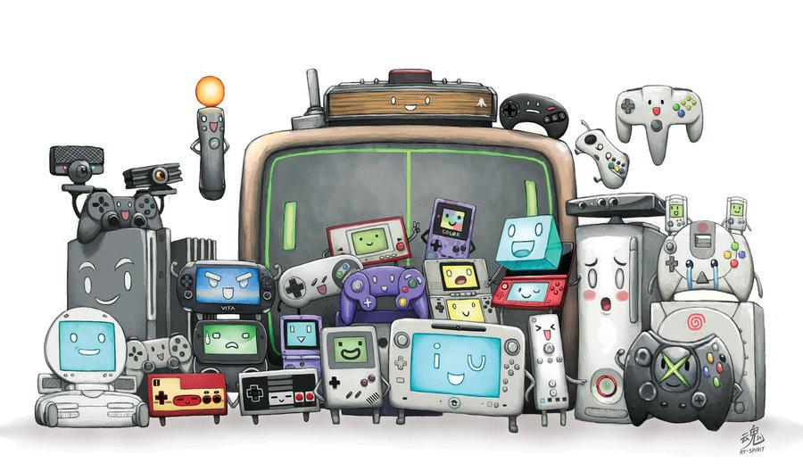 Yo Videogames! :)
