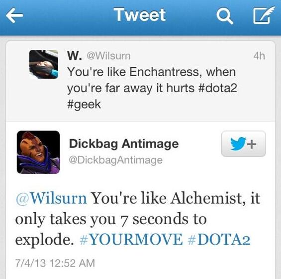 You're like Alchemist...