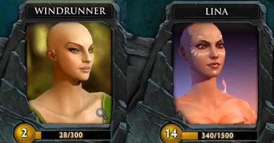baldness contest