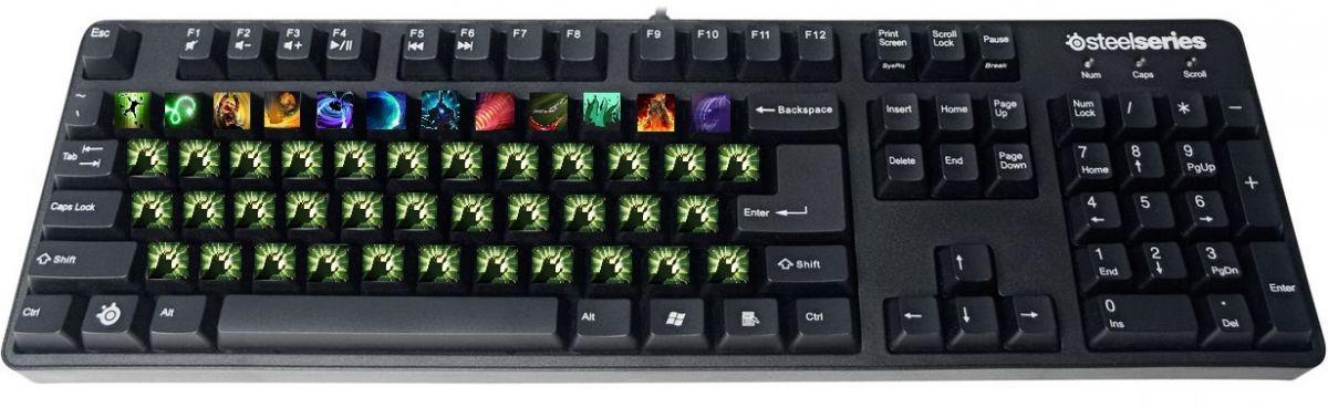 dota keys