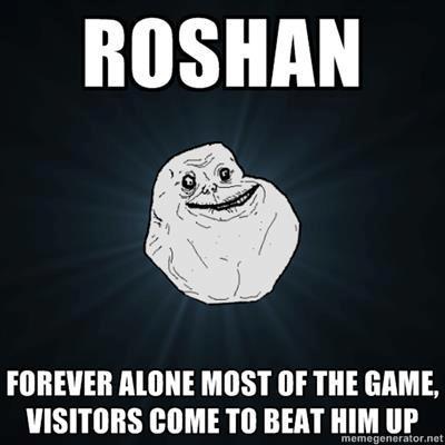 poor roshan, always misunderstood